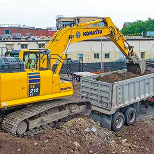 Construction Equipment Sales, Service, and Rental